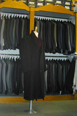 selection of mens suits